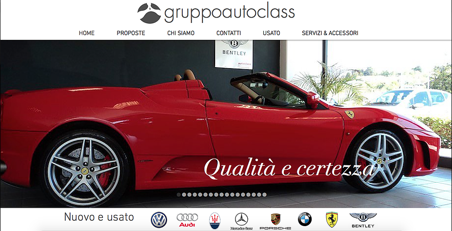 www.gruppoautoclass.it